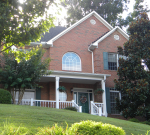 Brick Home for Sale in Knoxville TN